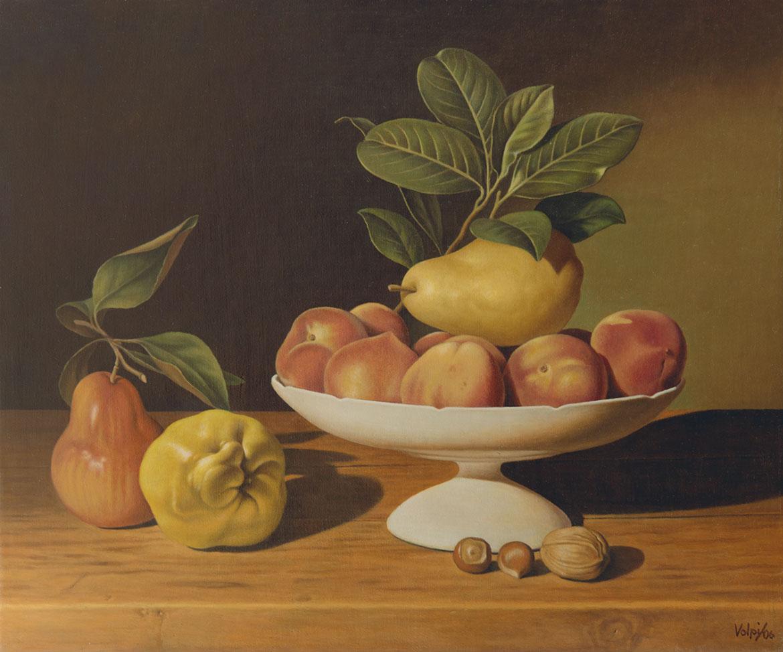 Alla maniera di Fede Galizia - 30x26 cm - 2006 - olio su tela